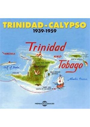 Various Artists - Trinidad (Calypso 1939-1959) (Music CD)