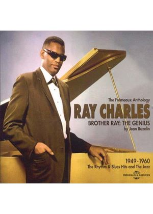 Ray Charles - Brother Ray (The Genius 1949-1960) (Music CD)