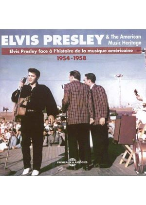 Elvis Presley - Elvis Presley & the American Music Heritage (Music CD)