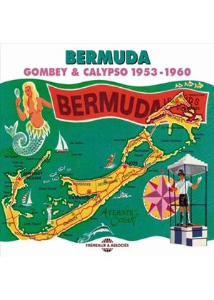 Various Artists - Bermuda Gombey & Calypso 1953-1960 (Music CD)