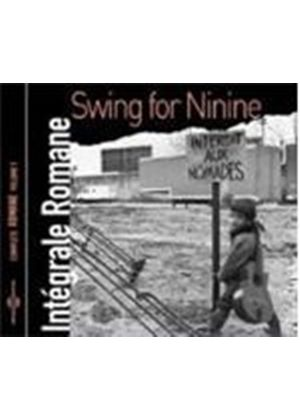 Romane - Swing For Ninine Vol.1 (Music CD)