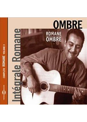 Romane - Ombre, Vol. 3 (Music CD)