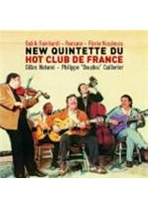 New Quintette du Hot Club de France (The) - New Quintette du Hot Club de France (Music CD)