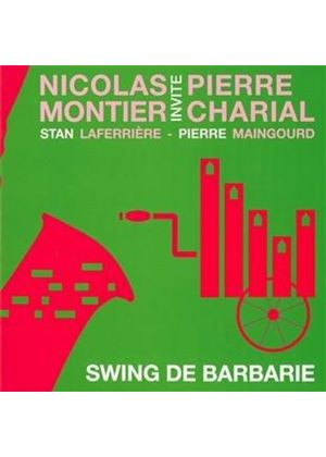 Nicolas Montier - Swing de Barbarie (Music CD)