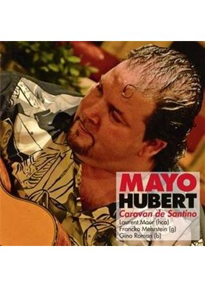 Mayo Hubert - Caravan de Santino (Music CD)