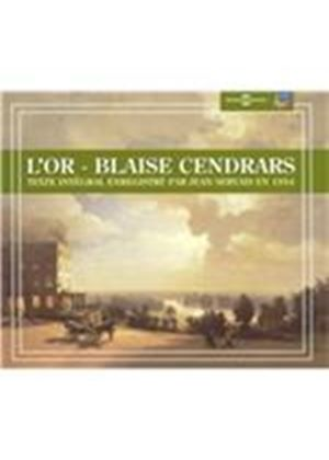 Jean Servais - Or by Blaise Cendrars (Music CD)