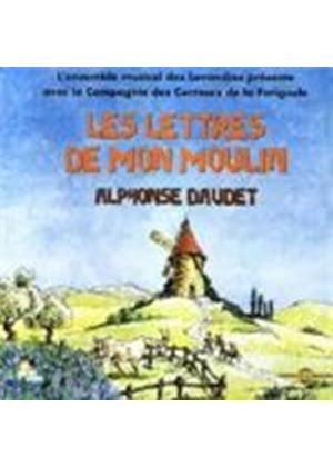 Various Artists - Les Lettres De Mon Moulin (Daudet) [French Import]