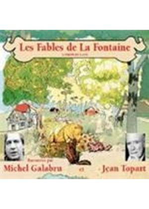 Michel Galabru And Jean Topart - Les Fables De La Fontaine [French Import]