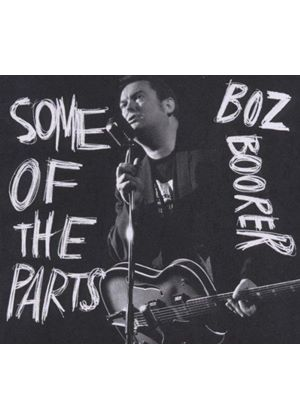 "Martin James ""Boz"" Boorer - Some of the Parts (Music CD)"