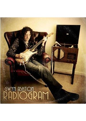 Gwyn Ashton - Radiogram (Music CD)