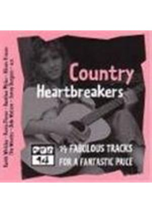 Various Artists - Country Heartbreakers (14 Fabulous Tracks For A Fantastic Price)
