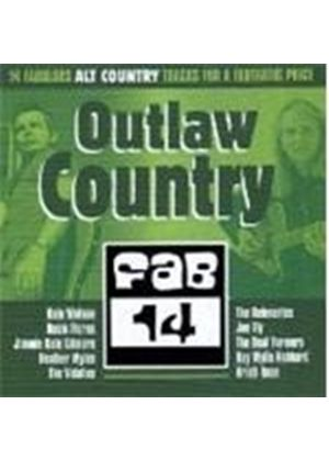 Various Artists - Outlaw Country