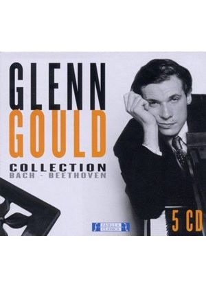 Glenn Gould Collection: Bach - Beethoven (Music CD)