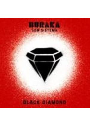 Buraka Som Sistema - Black Diamond (Music CD)