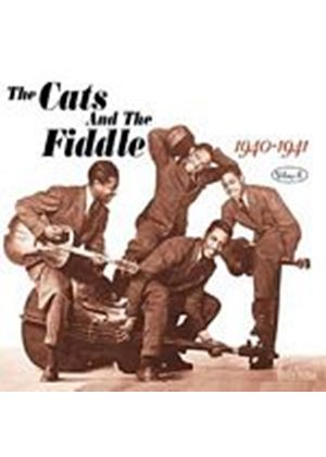 The Cats And The Fiddle - We Cats Will Swing For You Vol. 2 1940 - 1941 (Music CD)