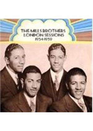 The Mills Brothers - London Sessions 1934 - 1939