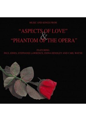 Show Compilation - Music From Aspects Of Love/Phantom Of The Opera