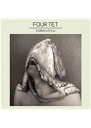Four Tet - Fabriclive 59 (Mixed by Four Tet) (Music CD)