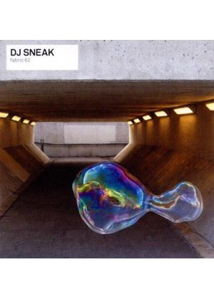 DJ Sneak - Fabric 62 (DJ Sneak/Mixed by DJ Sneak) (Music CD)