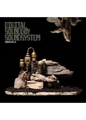 Digital Soundboy Soundsystem - FABRICLIVE 63 (Digital Soundboy Soundsystem) (Music CD)