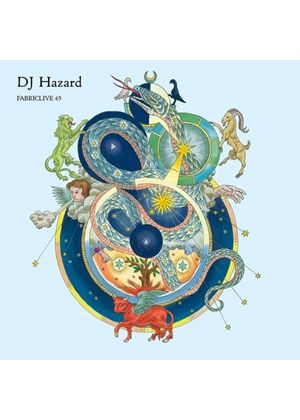 DJ Hazard - FABRICLIVE 65 (DJ Hazard) (Music CD)