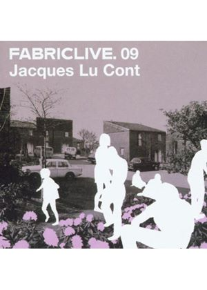 Various Artists - Fabriclive 09 (Mixed By Jacques Lu Cont) (Music CD)