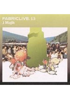 Various Artists - Fabriclive 13 (Mixed By J. Majik) (Music CD)