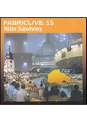 Various Artists - Fabriclive 15 (Mixed By Nitin Sawhney) (Music CD)