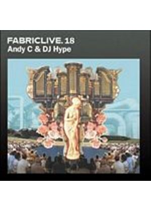 Various Artists - Fabriclive 18 (Mixed By Andy C & DJ Hype) (Music CD)