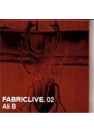 Ali B - Fabriclive02 - Ali B (Mixed By Ali B)