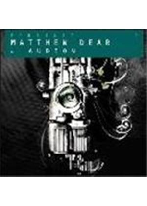 Various Artists - Fabric27 - Matthew Dear As Audion (Mixed By Audion) [Digipak]