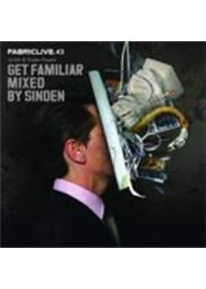 Various Artists - Fabriclive43 - Switch And Sinden (Get Familiar/Mixed By Sinden) (Music CD)