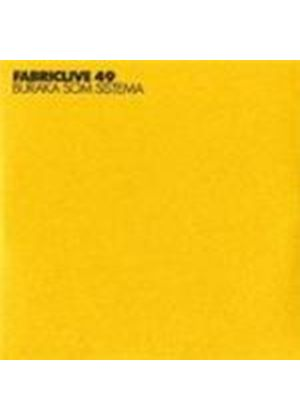 Various Artists - Fabriclive49 - Buraka Som Sistema (Music CD)