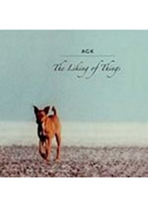 AGK - The Liking Of Things (Music CD)