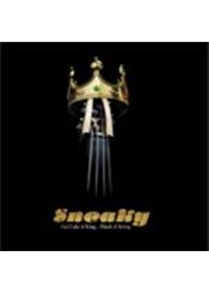 Sneaky - Feel Like A King...Pluck A String (Music CD)