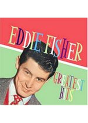Eddie Fisher - Greatest Hits (Music CD)