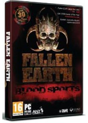 Fallen Earth - Blood Sports (PC)