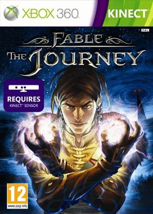 Fable: The Journey - Kinect (Xbox 360)
