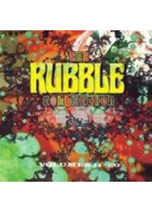 Various Artists - The Rubble Collection Vol.11-20 (Music CD)