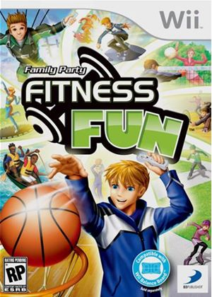 Family Party - Fitness Fun (Wii)