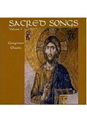 Various Composers - Sacred Songs Vol. 2 - Gregorian Chants (Music CD)