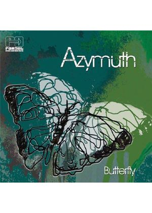 Azymuth - Butterfly (Music CD)