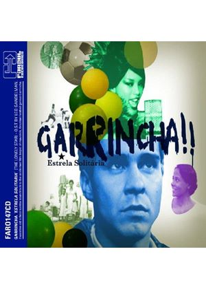 Various Artists - Garrincha (Estrela Solitaria - Lonely Star) (Music CD)