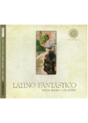 Rubens Bassini & Los Latinos - Latino Fantastico (Music CD)