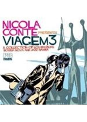 Various Artists - Viagem Vol.3 (Nicola Conte Presents) (Music CD)