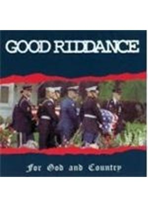 Good Riddance - For God And Country (Music Cd)