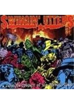 Swingin Utters - A Juvenile Product Of The (Music Cd)
