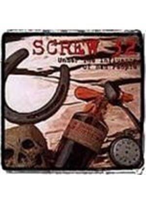 Screw 32 - Under The Influence Of (Music Cd)