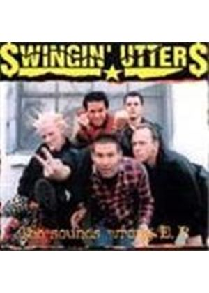 Swingin' Utters - Sounds Wrong EP