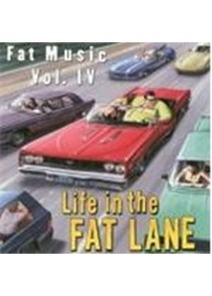 Various Artists - Fat Music 4 - Fat Lane (Music Cd)